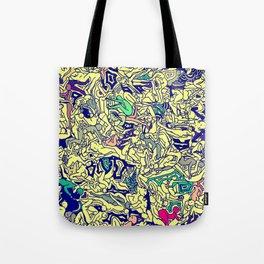 Kamasutra LOVE - Piss Yellow Tote Bag