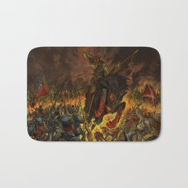Karma To Burn - Arch Stanton Bath Mat