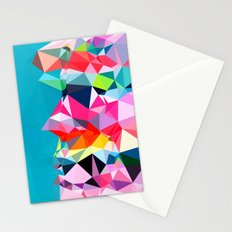 Abstract 6 Stationery Cards