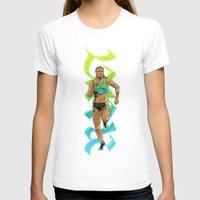 run T-shirts featuring Run by Akyanyme