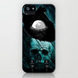 """The Tell-Tale Heart"" - Edgar Allan Poe Series iPhone Case"