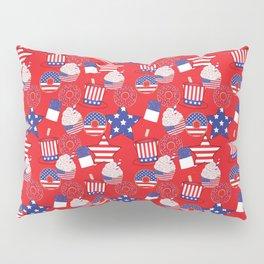 4th July treats Pillow Sham