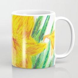Delightful Daffodils Coffee Mug
