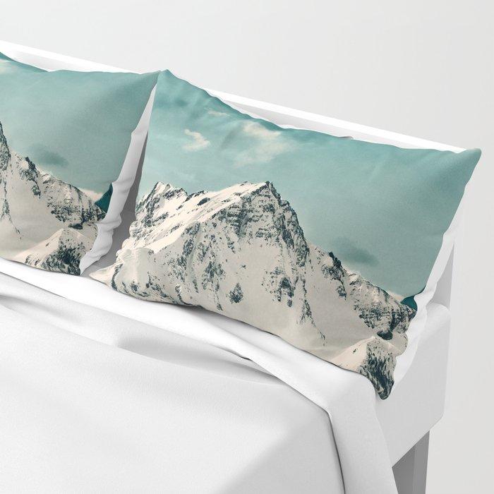 Snow Peak Pillow Sham