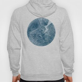 The wave in a bubble Hoody