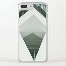 Amsterdam Architecture Building Clear iPhone Case