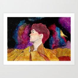 Stargaze Art Print
