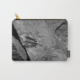 Utah - Trilobite Fossil Crack Carry-All Pouch