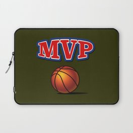 Most Valuable Player. Basket Laptop Sleeve