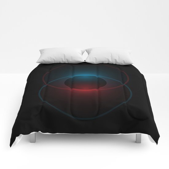 Eye of the Horizon Comforters