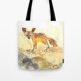 Fennec Tote Bag