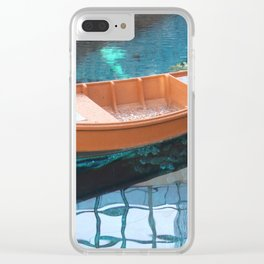 West Edmonton Mall Clear iPhone Case