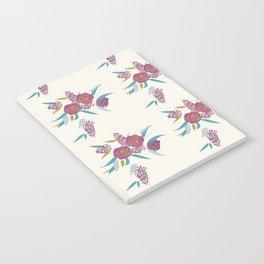 Vibrant Bouquet Notebook