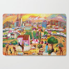 Buckeye Road Phoenix Cutting Board
