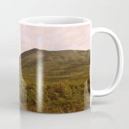 Golden hues   Cloud landscape Coffee Mug