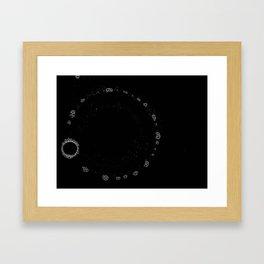 R+S_Ring_1.2 Framed Art Print
