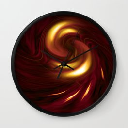 Arrogance Wall Clock