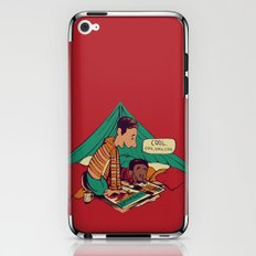 Troy & Abed's Dope Adventures iPhone & iPod Skin