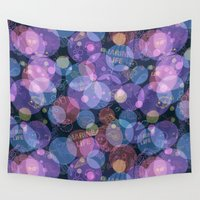 marine Wall Tapestries featuring Marine life by AldanNi