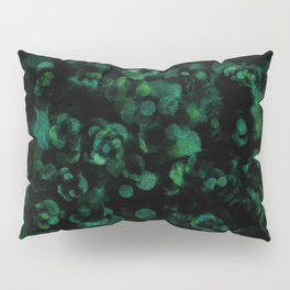 Dark Rich Bold Hunter, Forest, Kelly, Teal and Emerald Pillow Sham