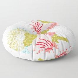 Pure flower Floor Pillow
