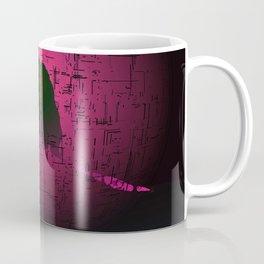 Planetary Mood 6 / Two Inside Doors Coffee Mug