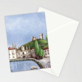 Vila Real landscape Stationery Cards