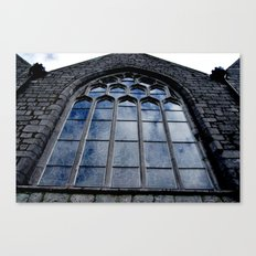 Segmented Sky Canvas Print