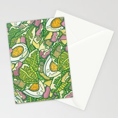 Ceasar Salad Stationery Cards