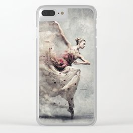 Dancing on my own 2 Clear iPhone Case