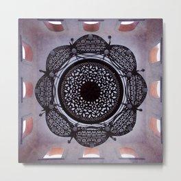 Lace magic Metal Print