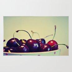 Cherry blues Rug