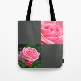 Pink Roses in Anzures 2 Blank Q6F0 Tote Bag