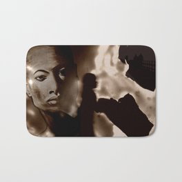 DEPARTURE TO METROPOLIS Bath Mat