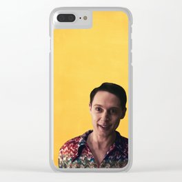 Dirk Genlty on S2 Clear iPhone Case