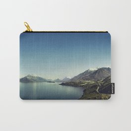 On my way to Glenorchy (Things happened to me) Carry-All Pouch