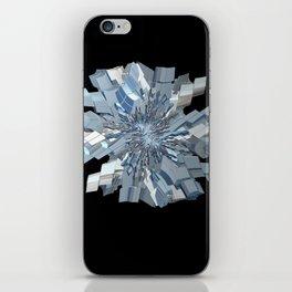 Fractal Snowflake iPhone Skin