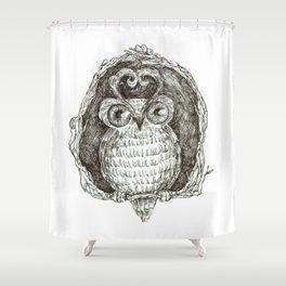 Hu! Shower Curtain