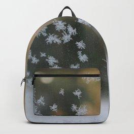 "It's frosty ""Ice Flower"" #1 #art #society6 Backpack"