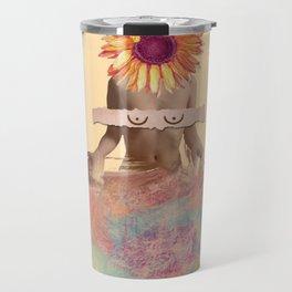 Exhale happiness Travel Mug