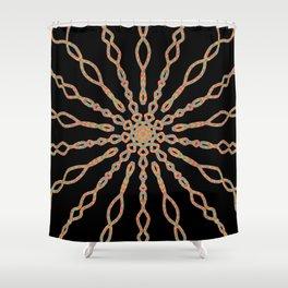 sofias thing Shower Curtain