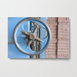 Oh baby, turn me clockwise Metal Print