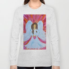 Angel Heart Long Sleeve T-shirt