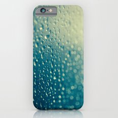 Water Droplets Slim Case iPhone 6