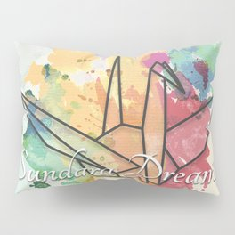 Sundara Dreams with Clouds Pillow Sham