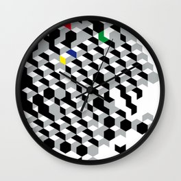 Functional emotional Wall Clock