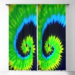 Tie Dye 009 Blackout Curtain