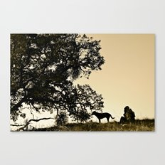 Lovely Day Canvas Print