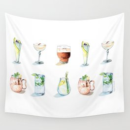 Cocktail season! Wall Tapestry