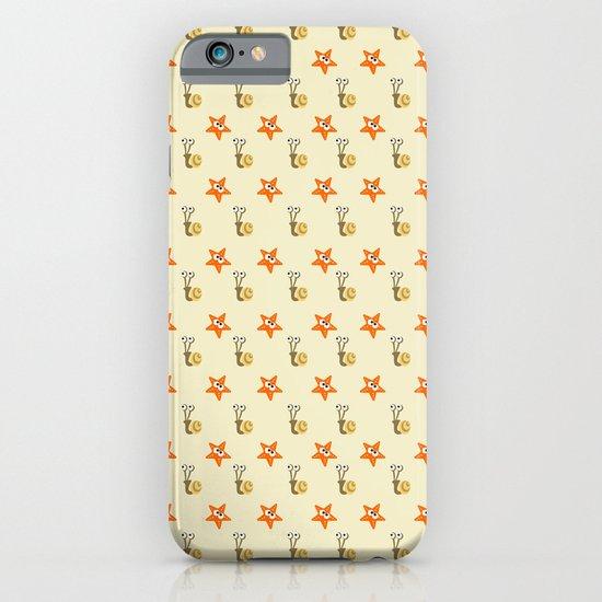 Stars&Snails iPhone & iPod Case